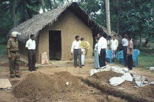 2002: Tropicoir Village – 14 Houses and a Community Centre