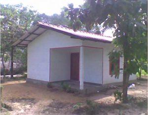2009: A House for Mrs. Bisomenika an employee of Tropicoir