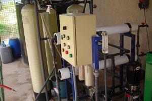 2010: Installation of Two RO Plans to obtain clean drinking water