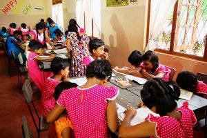 2005: Orphanage for 50 Girls in Diyakanamulla Temple, Kuliyapitiya